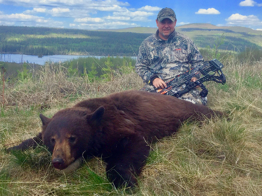 BC Black Bear Hunt