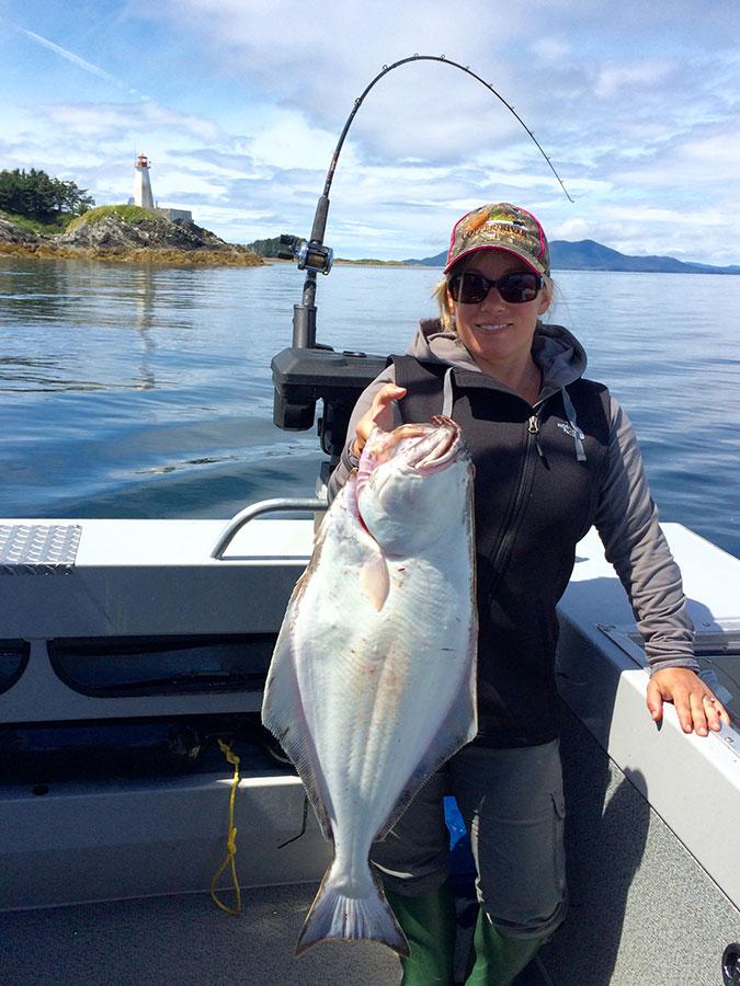 Halibut Fishing Charters