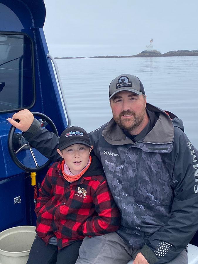 Ocean Fishing Charter