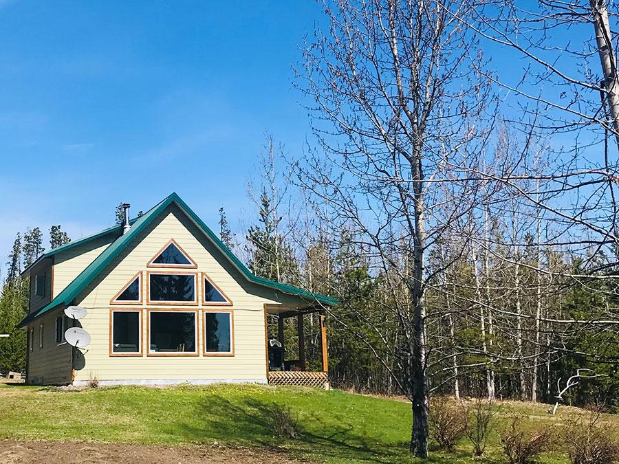 Lodge accommodations